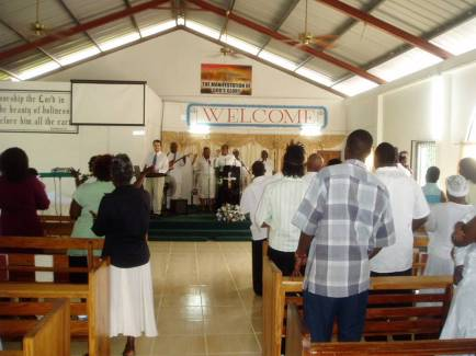Worship at MBEBC